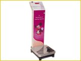 Coin Operating Weighing Scale